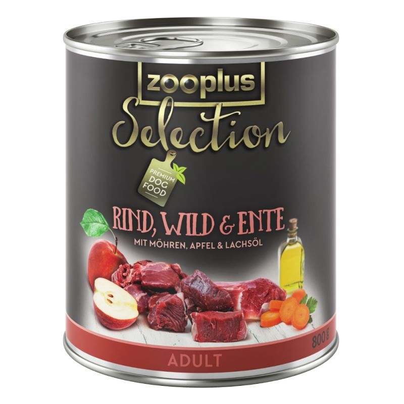Zooplus Selection Adult Vådfoder