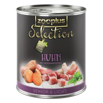 zooplus Selection Senior & Light Kylling