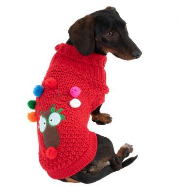 Juletrøje til hunde