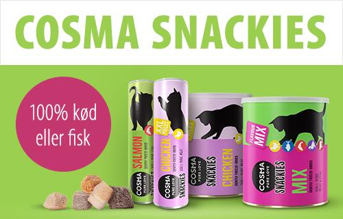 Cosma Cat Snackies