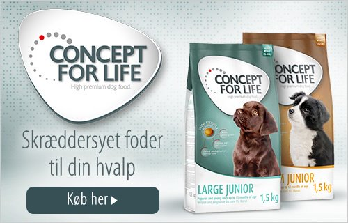 Concept For Life Hvalpefoder Hund