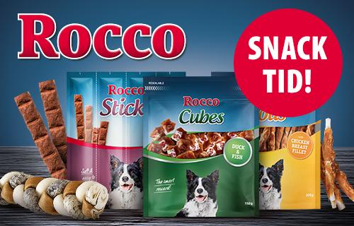 Rocco Snacks Hund